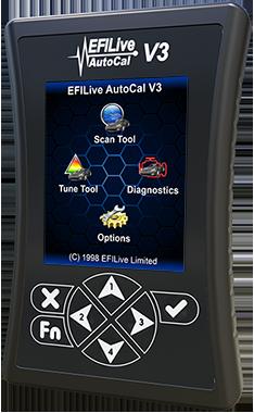 EFILive AutoCal